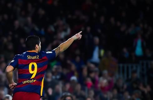 Suarez-hattrick grundlagde Barcas 6-0-sejr
