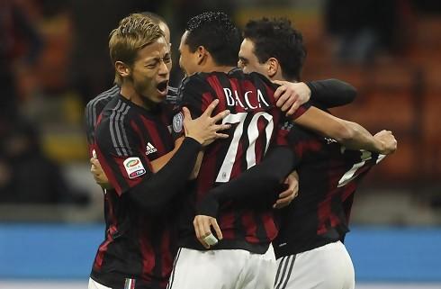 Skarpe Milan skød Fiorentina i sænk