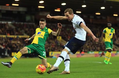 Tottenham gjorde kort proces mod Norwich