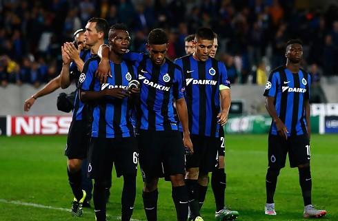 Brugge slog Genk og åbner mesterskabskamp