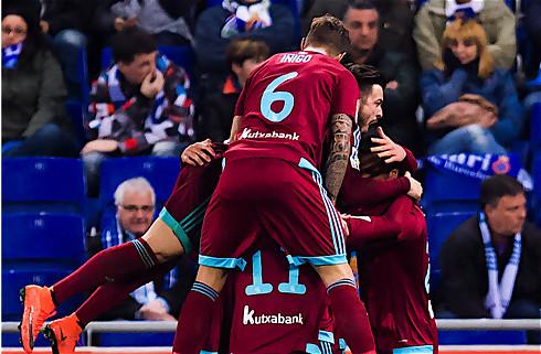 Real Sociedad ydmygede pinlige Espanyol