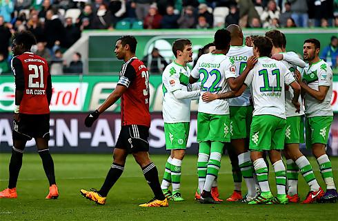 Wolfsburg endelig p� ret kurs
