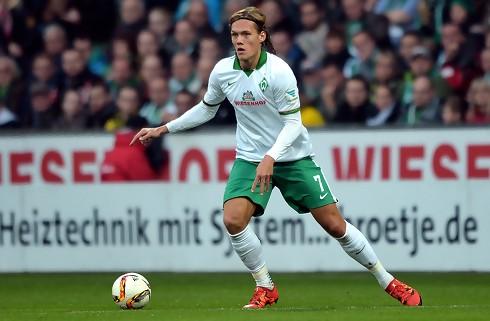 Vestergaard og Werder måtte nøjes i bundbrag