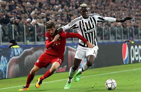 Juventus i flot comeback mod st�rke Bayern