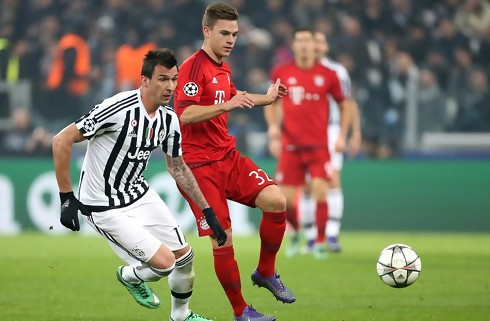 Kimmich tager skylden for Juve-comeback
