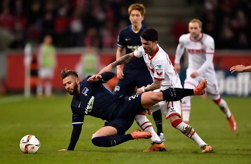 Hertha vendte dårlig stime mod FC Köln