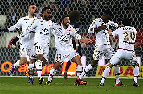 Lyon stoppede PSG's utrolige stime