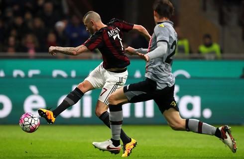 AC Milan spadserede i pokalfinalen