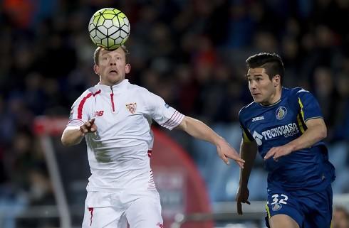 Krohn-Dehli-fejl kostede Sevilla første udesejr