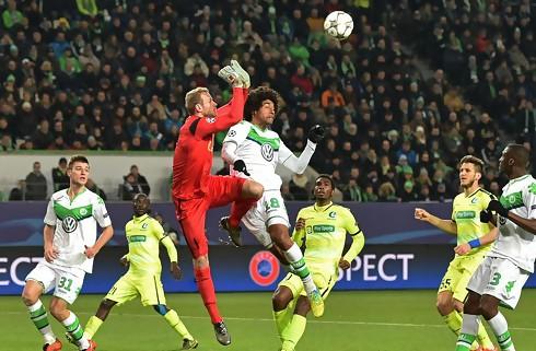 Wolfsburg afsluttede Lasse N's CL-eventyr