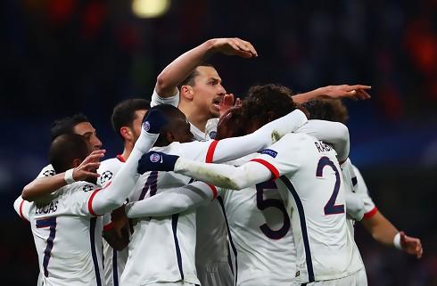 Zlatan og PSG sendte Chelsea ud af ChL
