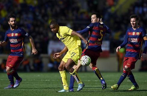 Topscoreren forlænger med Villarreal