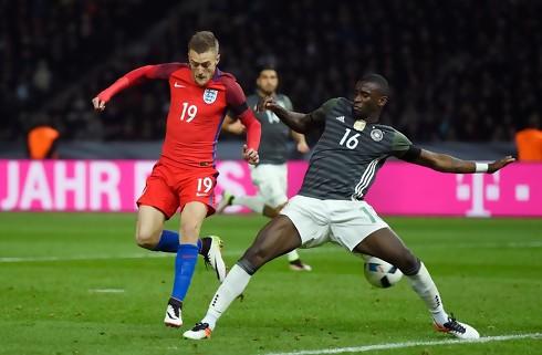 Flot engelsk comeback i Tyskland