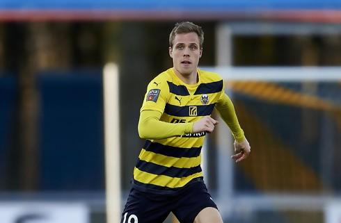 FC Fredericia henter Holvad i Hobro