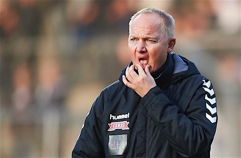 Ærgerlig Riddersholm: 90-10 i FCK's favør