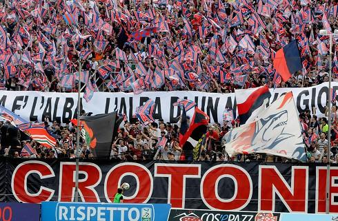 Crotone færdige i Serie A efter Napoli-nederlag