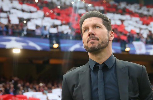 Simeone: Vi vil vinde Champions League