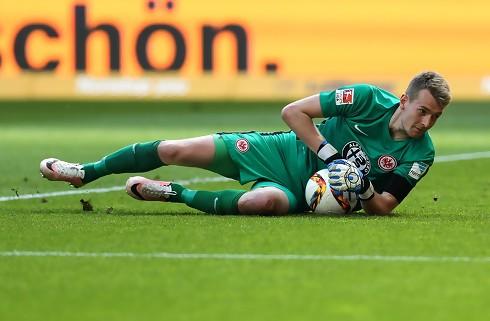 Eintracht: Vil gå langt for at holde på Hradecky