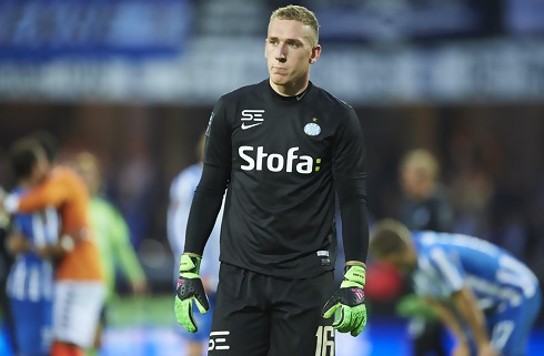 EfB-keeper: Favoritter til at rykke ned