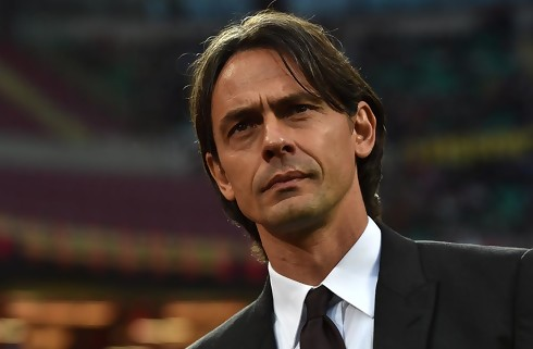 Filippo Inzaghi tager over i Bologna