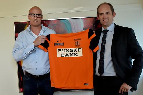 Schjønberg ny cheftræner i FC Svendborg