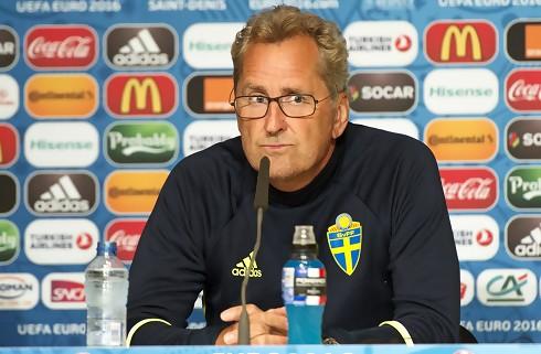 Örgryte tilføjer Erik Hamren til trænerstaben