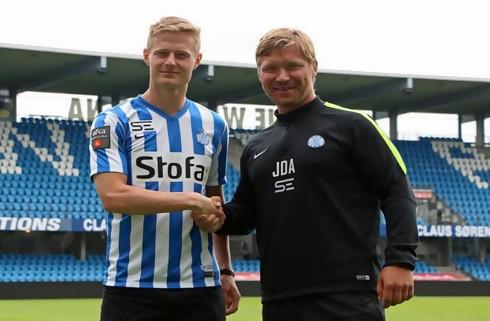 Officielt: Esbjerg henter Mads Hvilsom