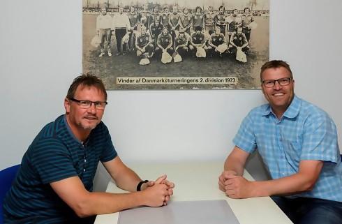 Holbæk-træner glad for ny indstilling