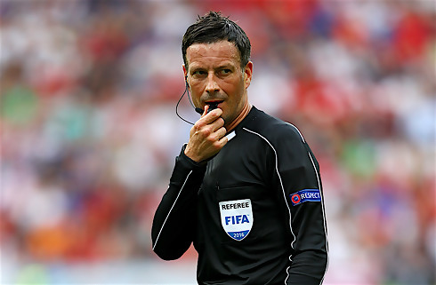 Clattenburg kvitter Premier League