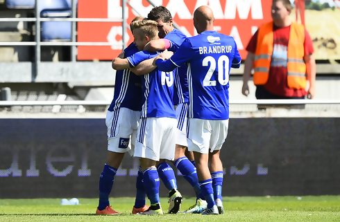 Lyngby-debutant blandt yngste SL-spillere