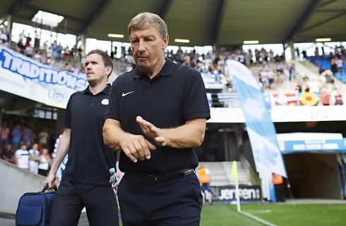 Esbjerg fyrer Todd - Lungi ny cheftræner