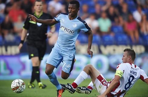 Masango forlader Randers FC