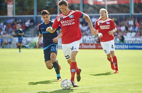 Silkeborg-anfører: Vi kan slå alle hold i puljen