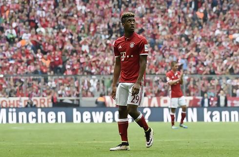 Bayern-franskmand træner endelig igen