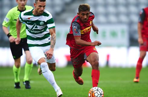 FC Helsingør skriver med Adnan Mohammed