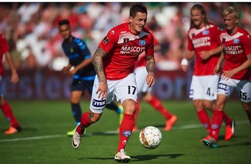 Emil Lyng får ikke forlænget med Silkeborg