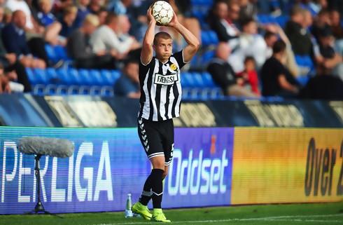 Frederik Møller forlader AC Horsens