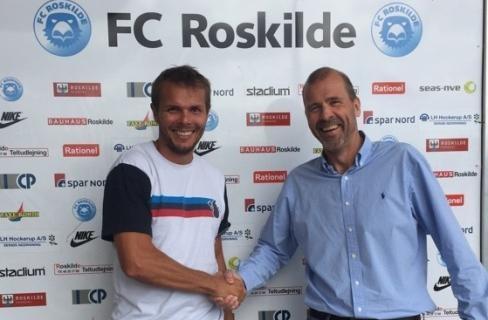 Roskilde ansætter Foldgast som angrebstræner