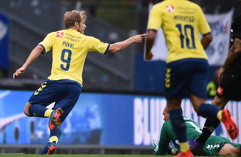 Brøndby-topscorer afventer kontrakttilbud