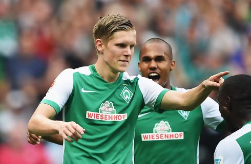 Aron Johannsson savner spilletid i Werder