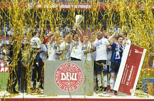 FCK møder AGF i DBU Pokalen