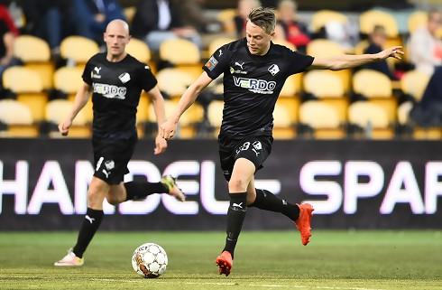 Lundberg forlader Randers FC til sommer