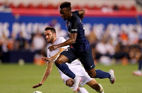 Utrecht lejer offensivspiller i PSG