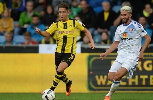 Dortmund-boss: Emre Mor skal være tålmodig