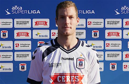 AGF udlejer Sverrisson til Vejle