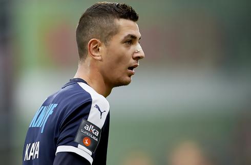 Gökcan Kaya rykker til tyrkisk fodbold