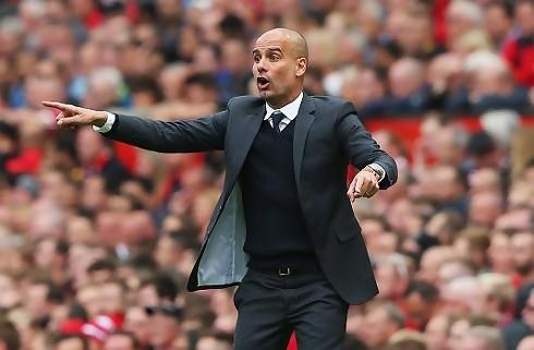 Guardiola er februar måneds PL-manager