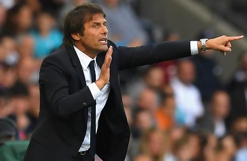 Conte utilfreds med Uniteds Hazard-taktik