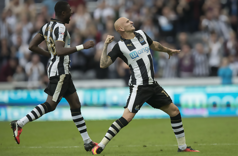 Shelvey og Ritchie er tilbage for Newcastle