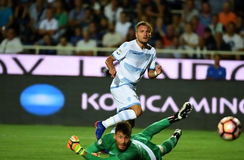 Lazio-topscorer øjner CL-billet